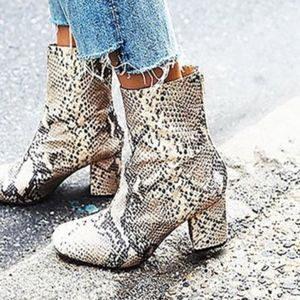 free people cecile snake boots